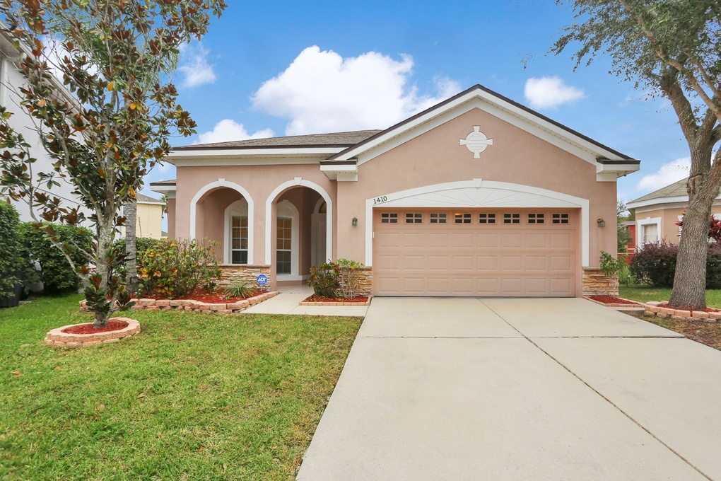 Exterior photo for 1410 Swainson Ct Orlando fl 32837