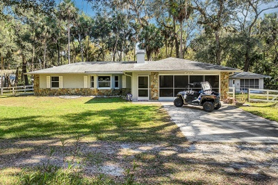 Exterior photo for 6425 E River Rd Hernando fl 34442