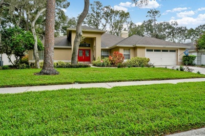 Exterior photo for 16815 Woburn Ln Lutz fl 33549