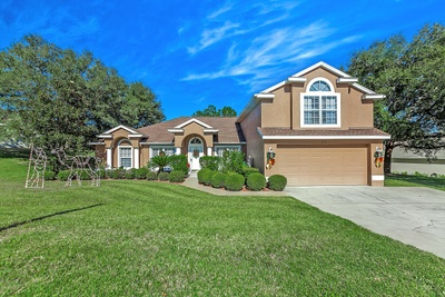 Exterior photo for 8711 Spyglass Loop Clermont fl 34711