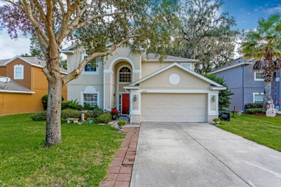 Exterior photo for 1859 Rushden Dr Ocoee fl 34761