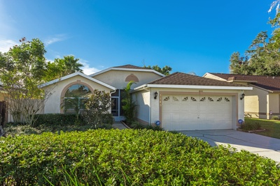 Exterior photo for 1148 Jessamine Lake Ct Orlando fl 32839