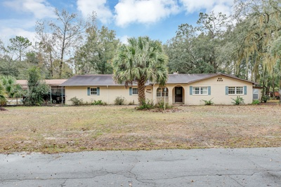 Exterior photo for 9350 NW 114 St Chiefland fl 32626