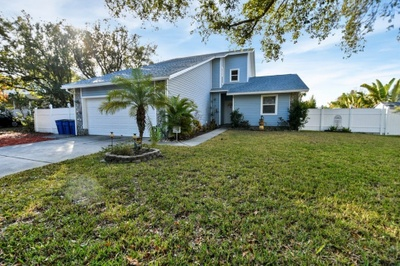 Exterior photo for 428 W Klosterman Rd Palm Harbor fl 34683