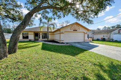 Exterior photo for 4330 Hoffman Ave Spring Hill fl 34606