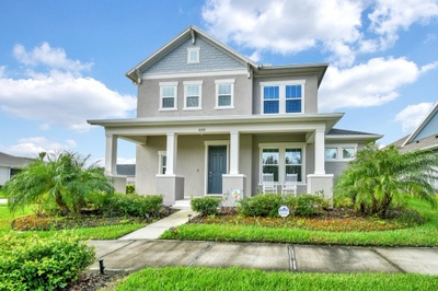 Exterior photo for 4103 Broad Porch Run Land O Lakes fl 34638