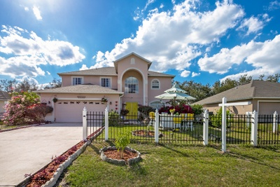 Exterior photo for 1414 Sarasota Dr Kissimmee fl 34759