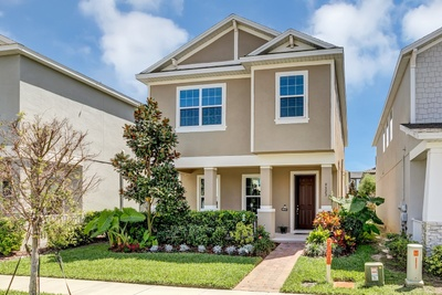 Exterior photo for 9323 Meadow Hunt Way Winter Garden fl 34787