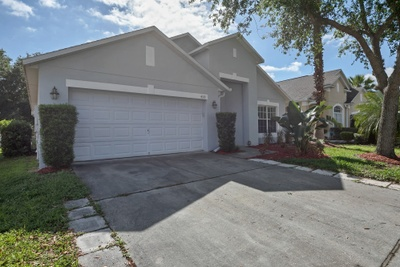 Exterior photo for 4339 Northern Dancer Way Orlando fl 32826
