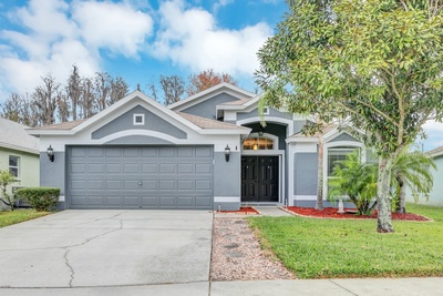 Exterior photo for 3736 Lockridge Drive Land O Lakes fl 34638