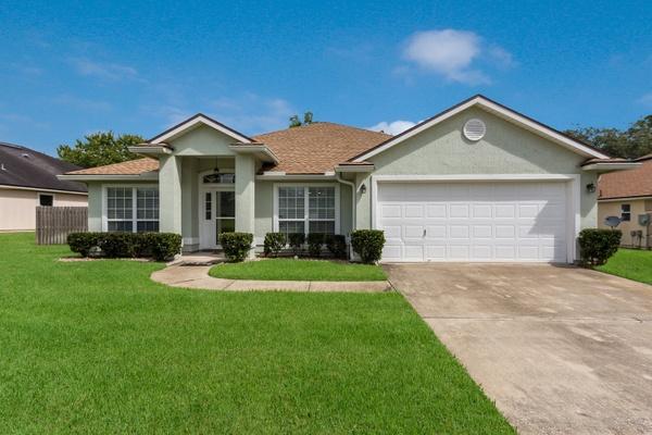 Exterior photo for 12609 Shirley Oaks Dr Jacksonville fl 32218