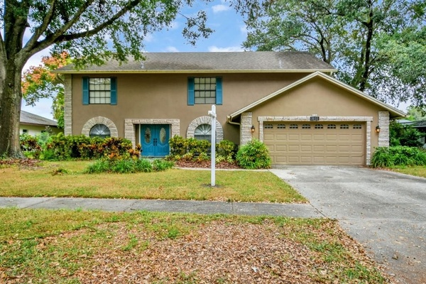 Exterior photo for 1011 Sylvia Ln Tampa fl 33613