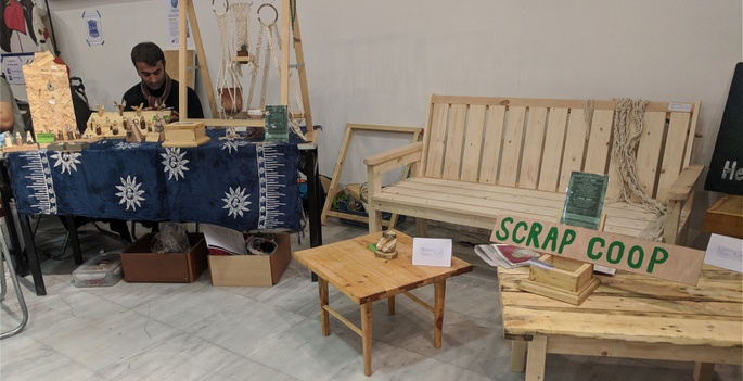 Astounding Scrap Coops Fundraiser For A Powerful 2019 Chuffed Non Andrewgaddart Wooden Chair Designs For Living Room Andrewgaddartcom