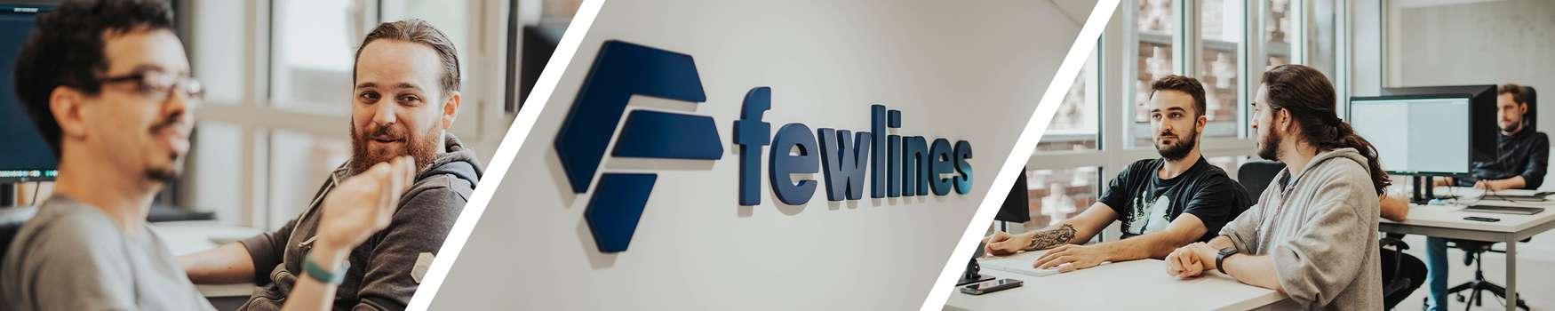 Fewlines