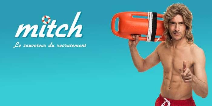 Mitch, le sauveteur du recrutement