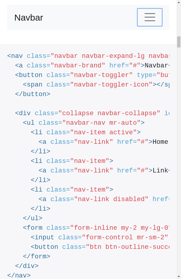 Creating your own custom responsive navigation with CSS