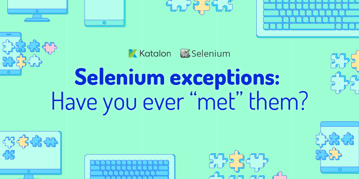 Exceptions in Selenium | A Complete List | Codementor