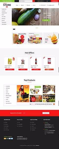 Develop an E-Commerce Website With Laravel 5 4 - Part 3