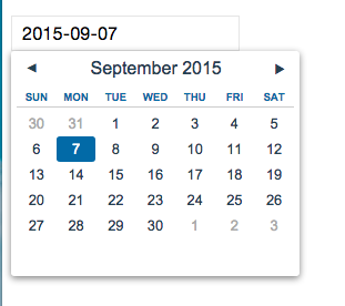 Building a Date Picker with React JS | Codementor