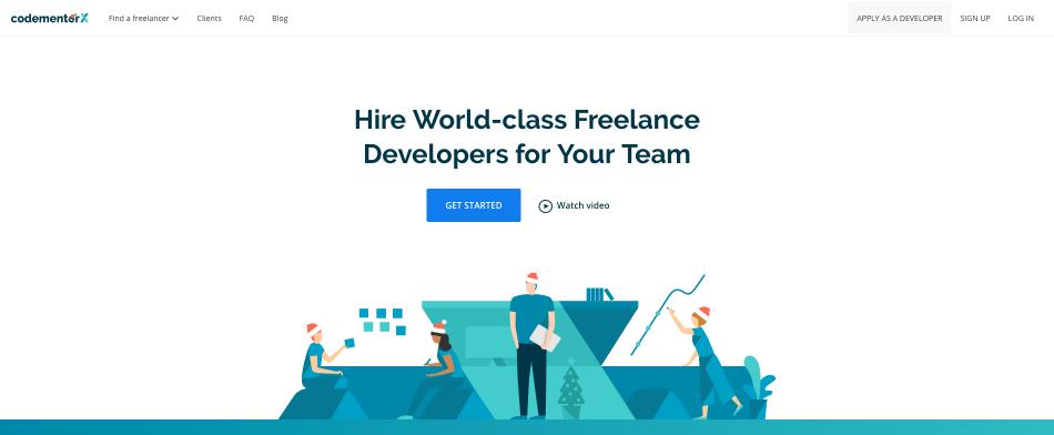 Hire Freelance Developers