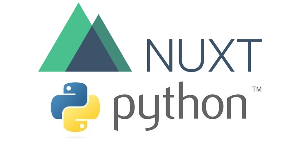 Creating a Nuxt application with Python frameworks | Codementor