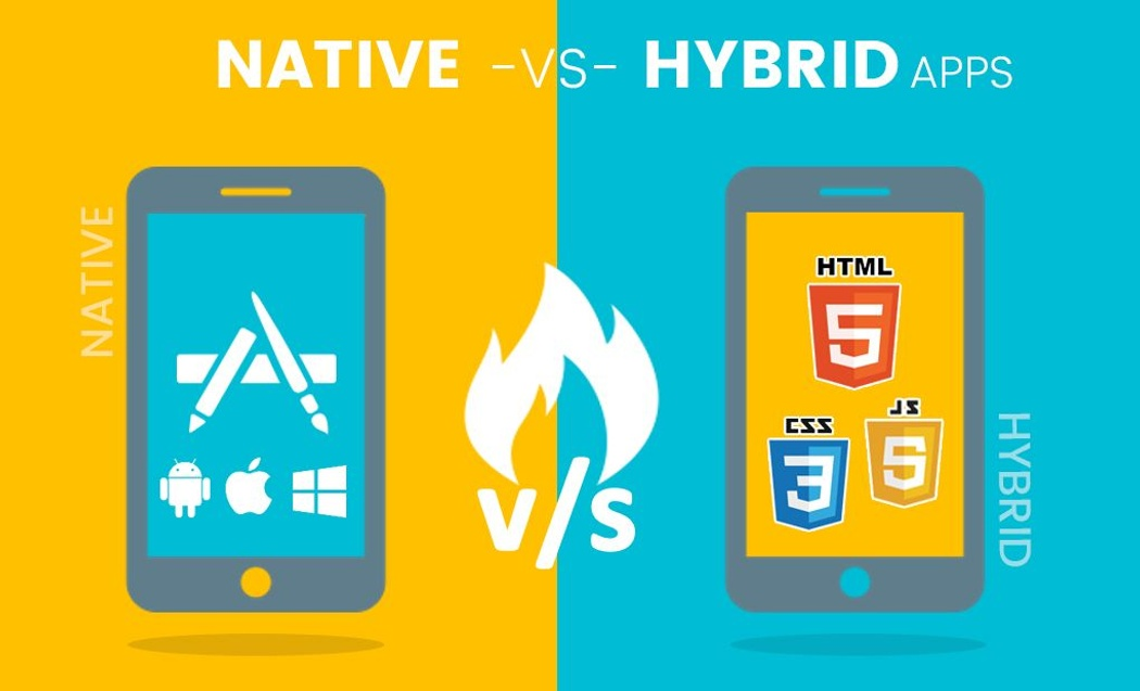 native vs hybrid apps key points to help you decide the best way forward