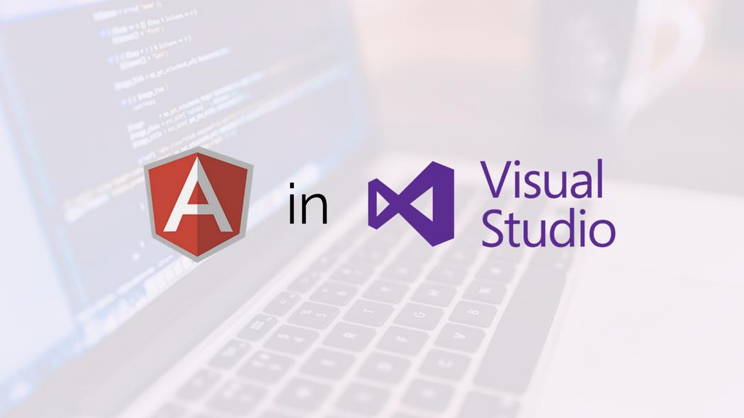 Using Angular 2 0 in Microsoft Visual Studio 2015 | Codementor