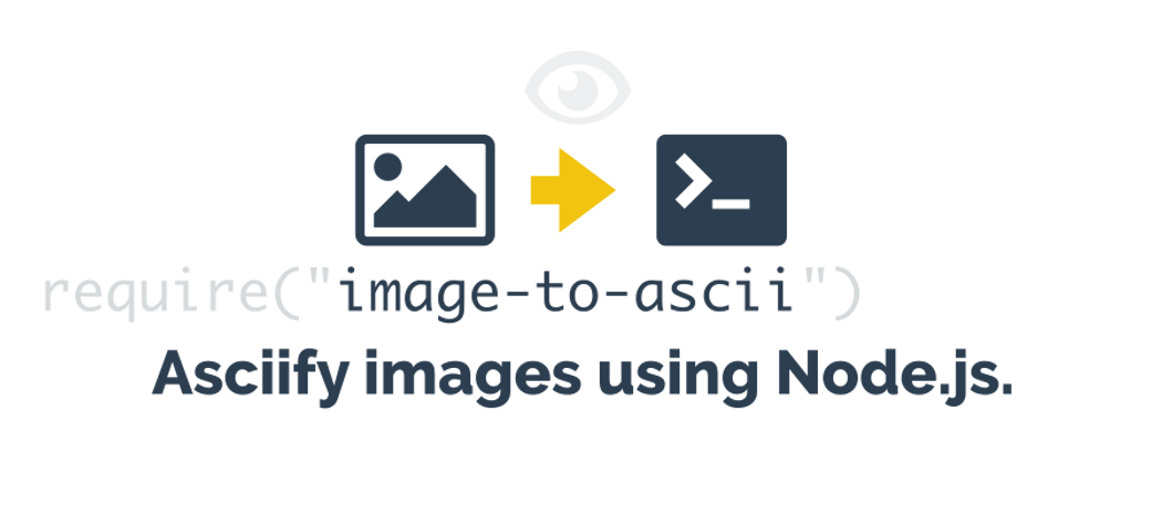 Using NodeJS to asciify images | Codementor