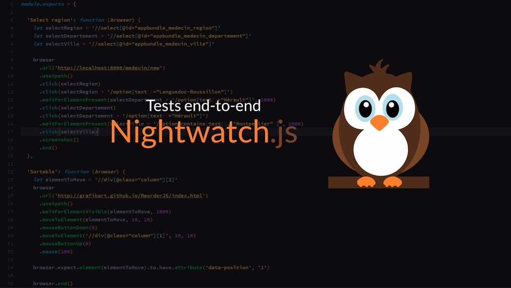 E2E Testing with Nightwatch: Part Two | Codementor