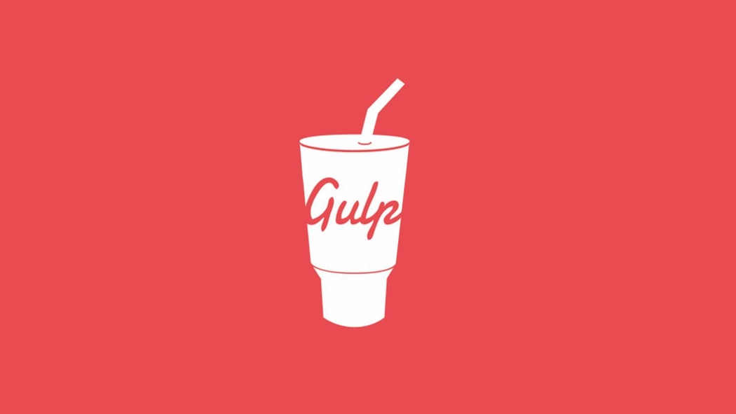 Setting up a workflow with Gulp for fontend development