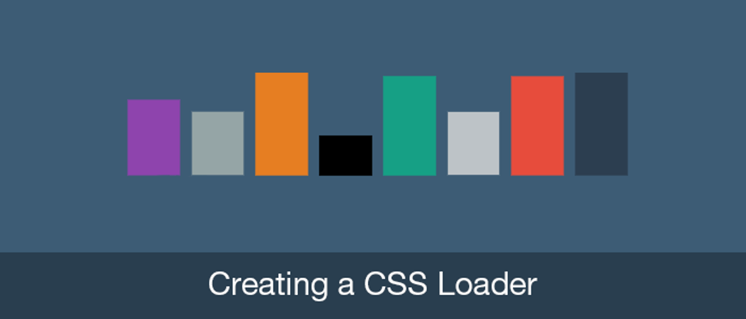 CSS loader in Five Easy Steps | Codementor