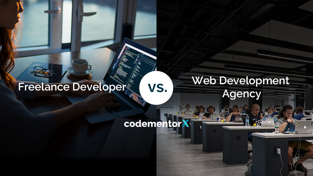 Freelance Web Developers vs  Dev Shops: What's Right for My