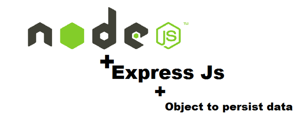 Building a simple API with Nodejs, Expressjs and JS Data