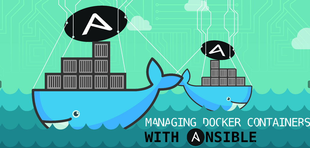 Evaluating ansible-container as a tool for custom docker containers