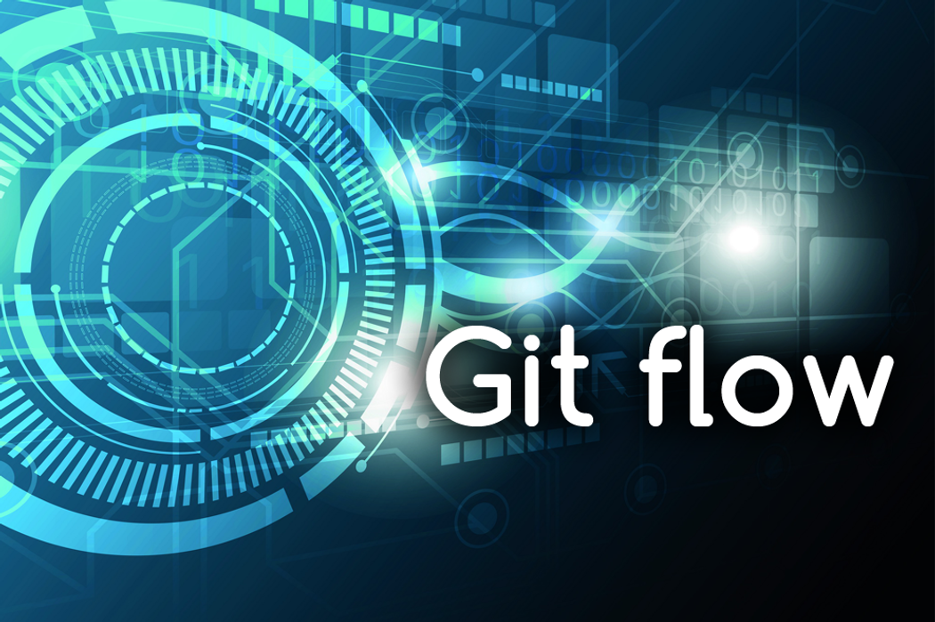 Implementing git-flow Releasing Model in Continuous