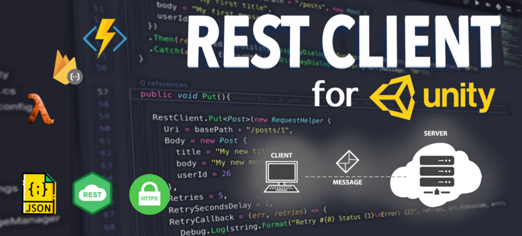 RestClient for Unity 🤘 | Codementor