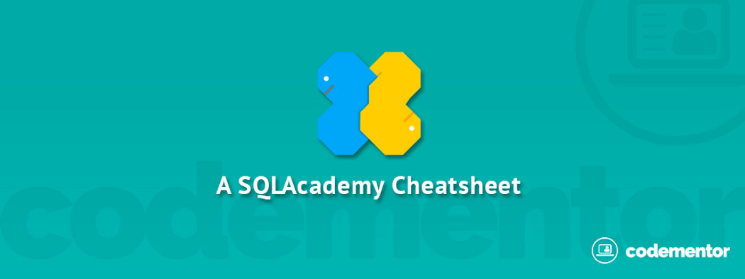 A SQLAlchemy Cheat Sheet | Codementor