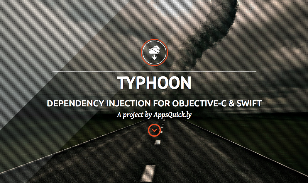 DEPENDENCY INJECTION FOR OBJECTIVE-C & SWIFT, WITH TYPHOON   Codementor
