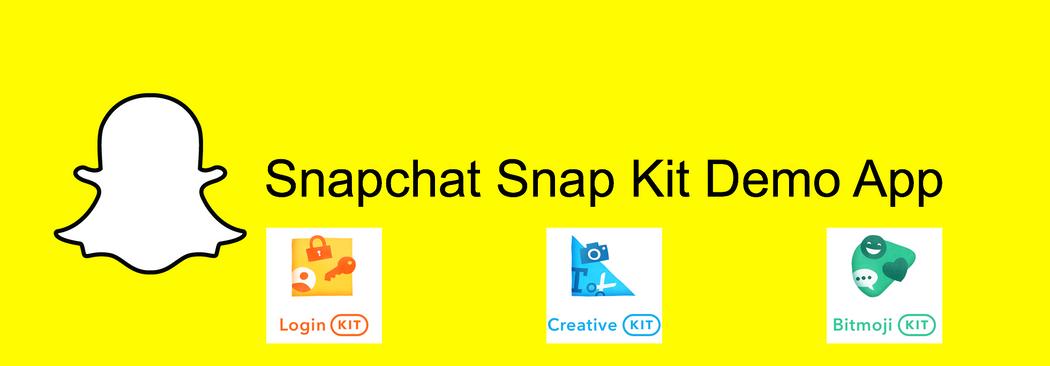 Snapchat Snap Kit SDK Tutorial for iOS Swift | Codementor