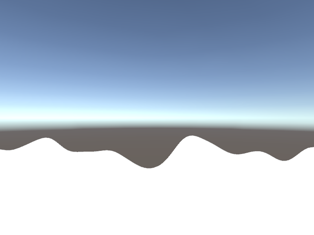 Terrain in Unity: Mesh-based 2D Side-scroller | Codementor