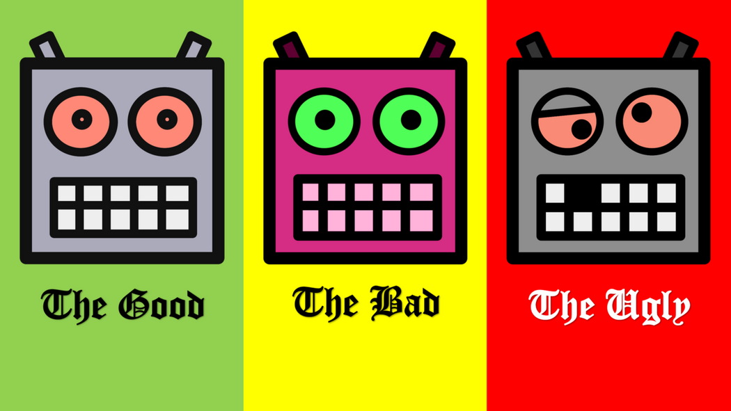 The Good, The Bad and The Ugly of the Robotic Process