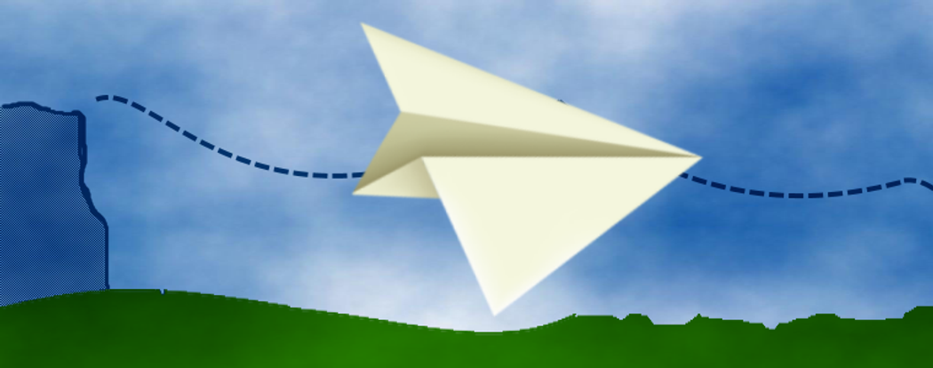 Build A Paper Plane with Phaser 3 and Arcade Physics
