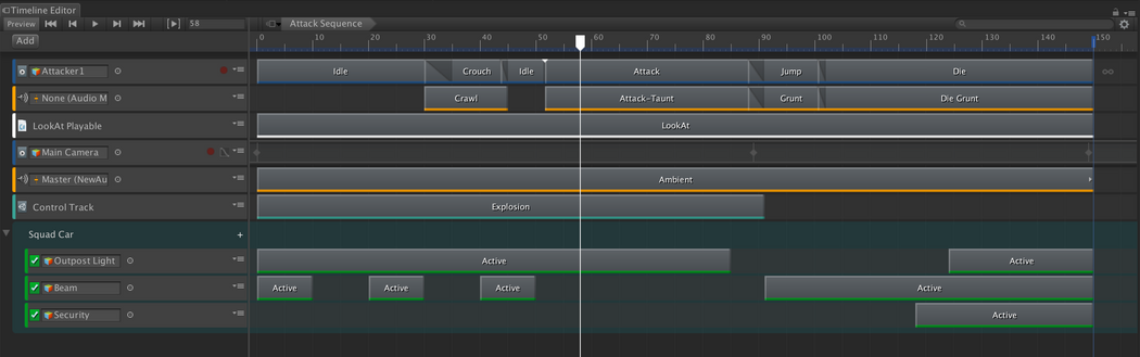 How I improved Unity3d Timelines, with events that call arbitrary