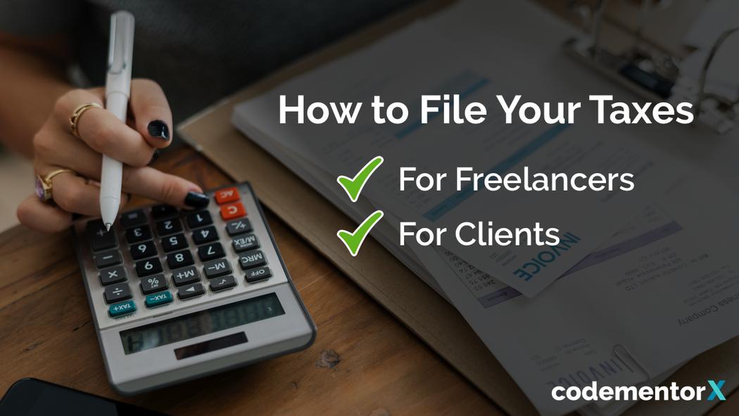 Freelance Taxes Made Easy 1099 Vs W2 Vs W 8ben