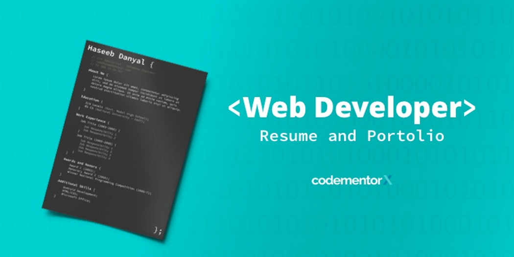 How To Make A Killer Software Engineer Resume And Portfolio Boost Your Freelance Career