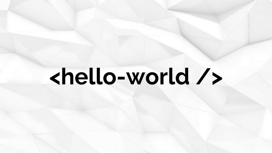 Building an Hello World Application with Python/Django