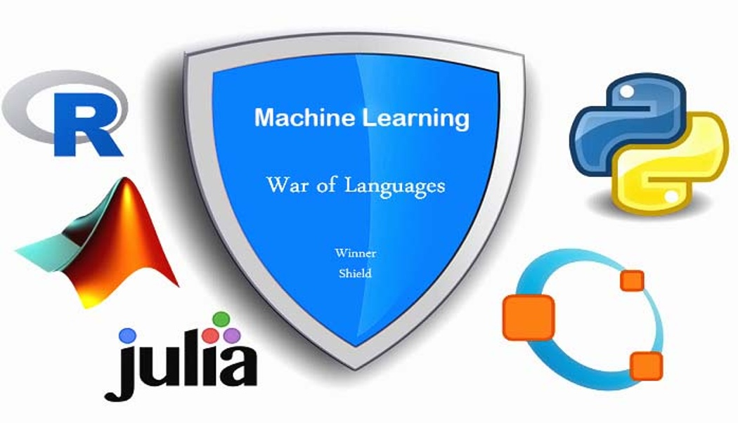 Preferable tools for machine learning - Python - MatLab - R
