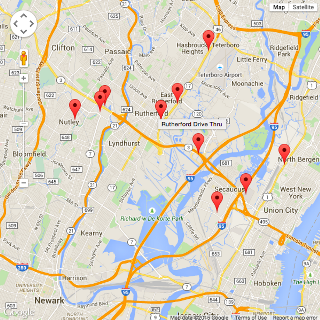Drawing a Google Map with Data from an API | Codementor