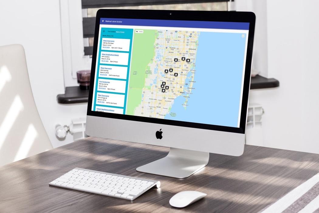 QuickStart a Vue js Store Locator App Using a Headless CMS API