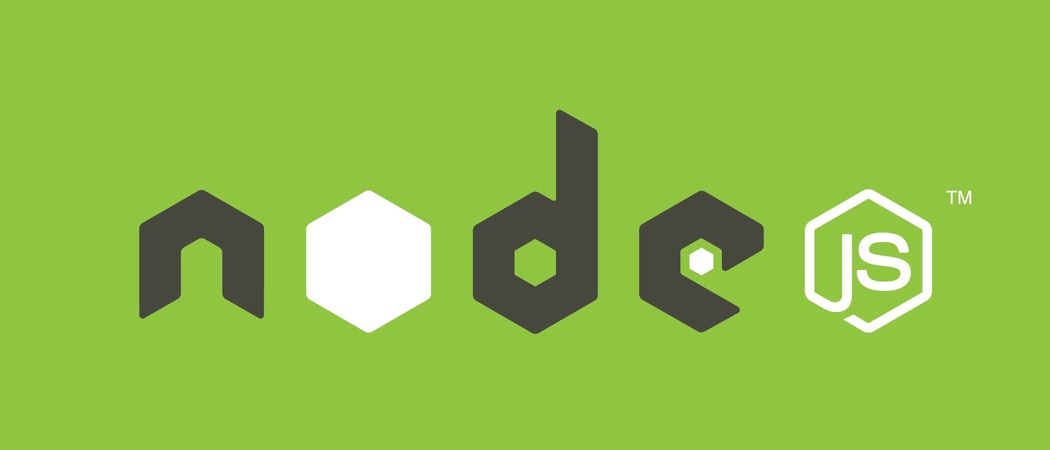 Beginners Guide to Node js: Installing Node on MacOS